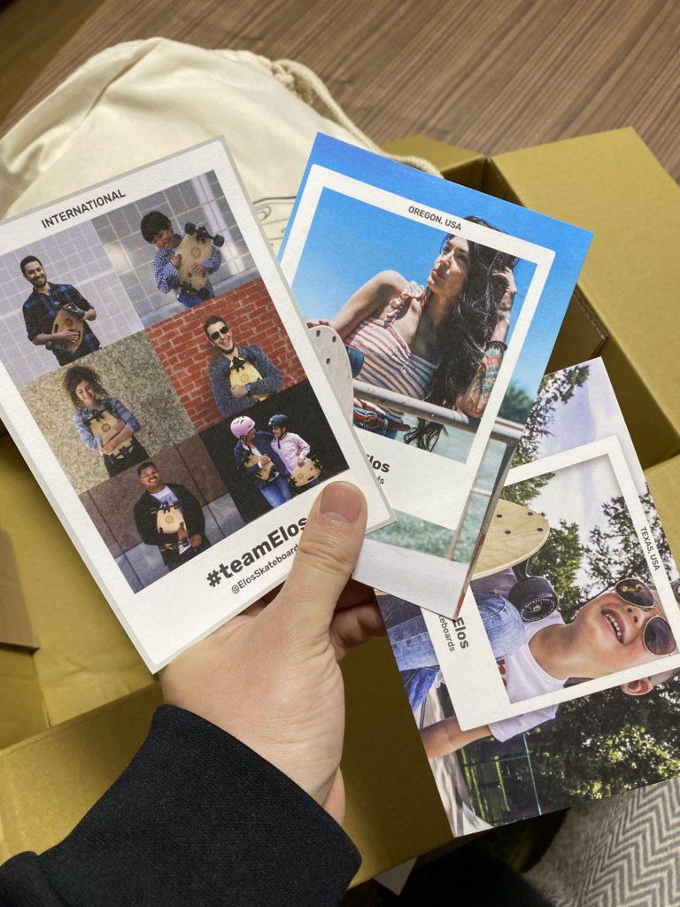 elos postcard