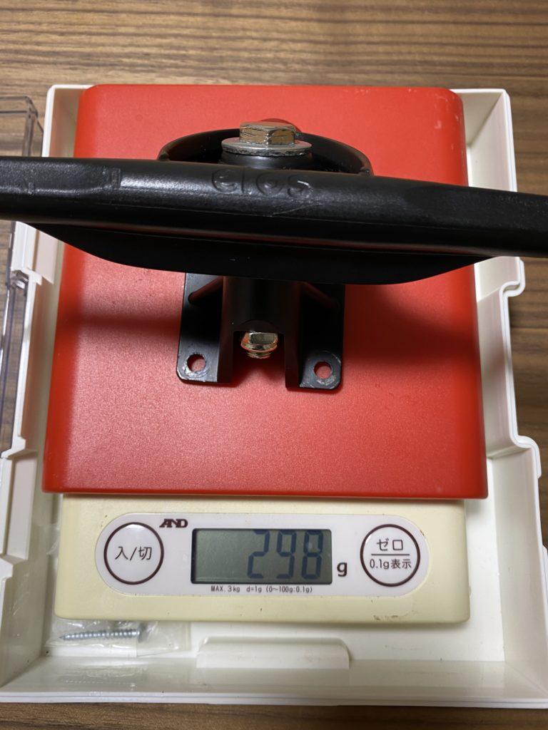 elos truck weight